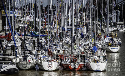 Photograph - Race Week by Ronald Grogan