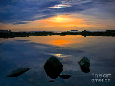 Rachel Carson Photograph - Rachael Carson Salt Pond by Jim Block