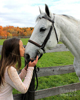 Photograph - Rachel Ireland 16 by Life With Horses