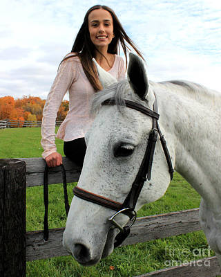 Unicorn Dust - Rachel Ireland 17 by Life With Horses
