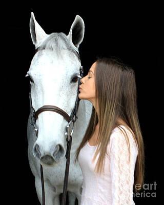 Photograph - Rachel Ireland 3 by Life With Horses