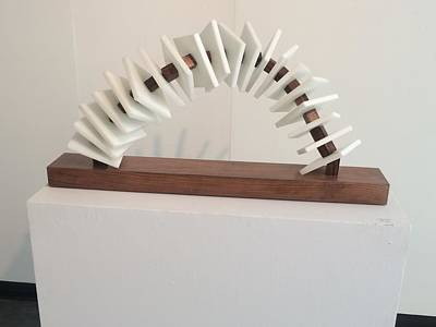 Sculpture - Rachis by William Cauthern