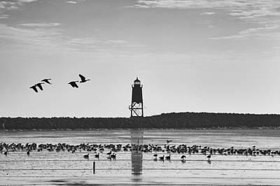 Photograph - Racine Lakefront by Ricky L Jones