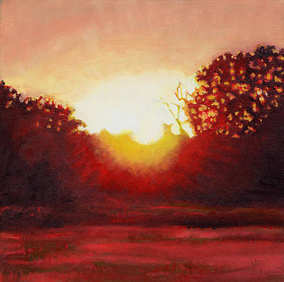 Painting - Radiance by Helen White