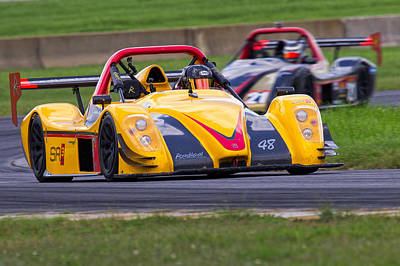 Photograph - Radical Cup Racing by Alan Raasch