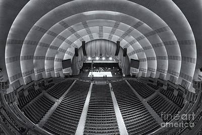 Photograph - Radio City Music Hall II by Clarence Holmes