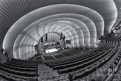 Photograph - Radio City Music Hall Vi by Clarence Holmes