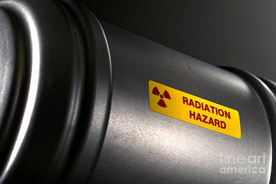 Photograph - Radioactive by Olivier Le Queinec