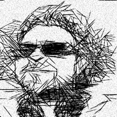Radiohead Art Print by Jonathan Harnisch