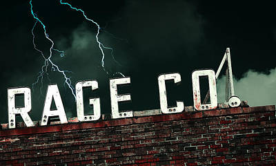 Photograph - Rage Co. by Rick Mosher