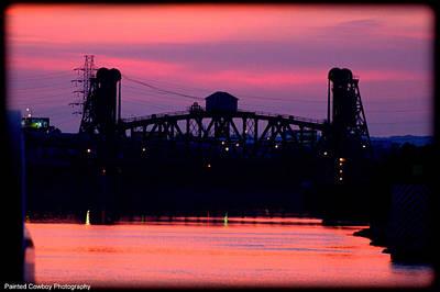 Rail Bridge Original by Daniel Jakus