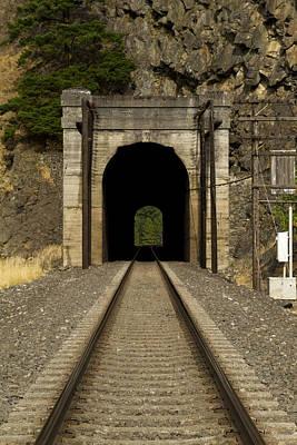 Owls - Railroad Tunnel 3 BNSF 1 A by John Brueske