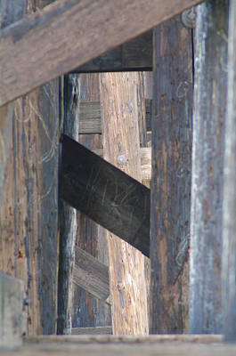 Photograph - Railway Bridge 4 by Sheila Byers