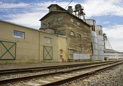 Photograph - Railway Mill by Sonya Lang