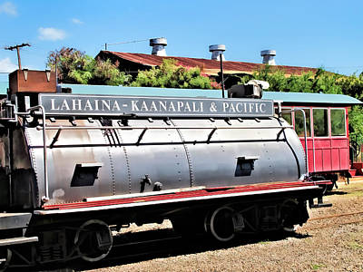 Photograph - Railyard 7 by Dawn Eshelman