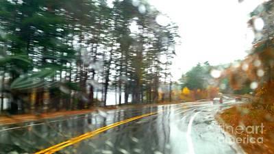 Rain Day Art Print
