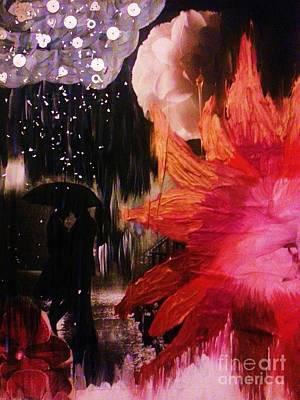 Rain Down Love Art Print