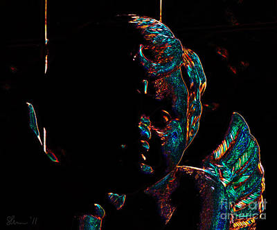 Photograph - Rain Forest Angel by Kathi Shotwell