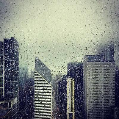 Rain Photograph - Rain by Jill Tuinier