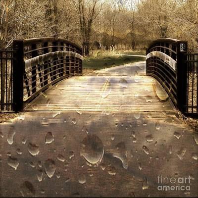 Nikki Vig Royalty-Free and Rights-Managed Images - Rain Rain Go Away by Nikki Vig