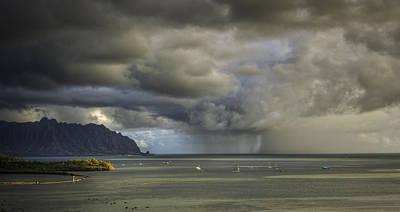 Photograph - Rain Squall by Dan McManus