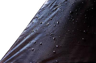 Rain Water Drops Art Print by Gina Dsgn