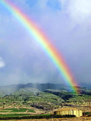 Photograph - Rainbow 17 by Dawn Eshelman