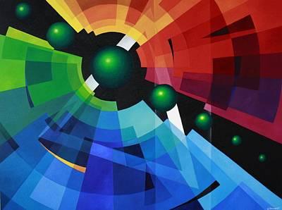 Rainbow Art Print by Alberto DAssumpcao