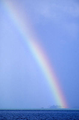 Photograph - Rainbow by Ali Kabas