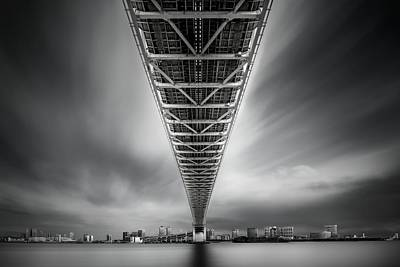 Perspective Photograph - Rainbow Bridge Profile by Dr. Akira Takaue
