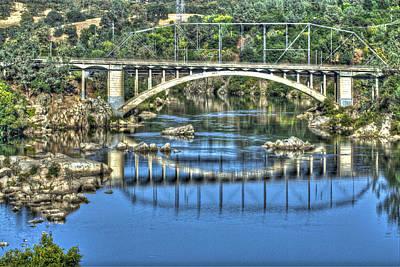 Bridge Photograph - Rainbow Bridge by SC Heffner