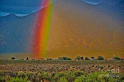 Photograph - Rainbow  by Charles Muhle