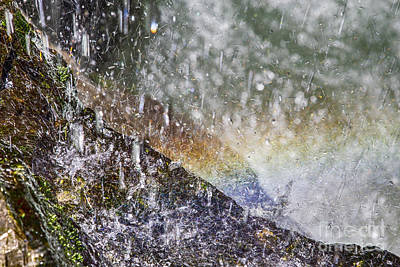 Photograph - Rainbow by Fabian Roessler