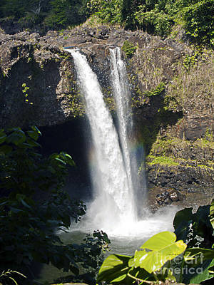 Photograph - Rainbow Falls IIi by Patricia Griffin Brett
