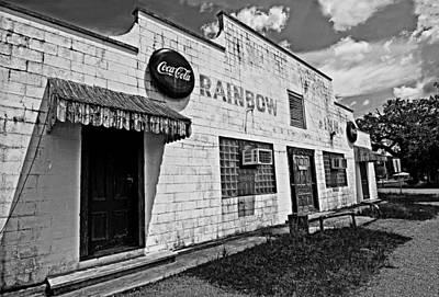 Photograph - Rainbow Inn Dance Hall by Andy Crawford