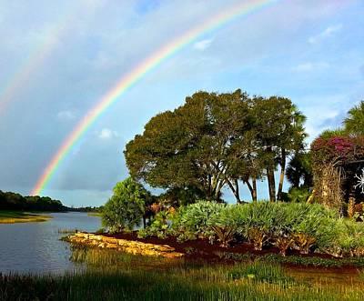 Photograph - Rainbow by John Kearns