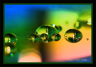 Photograph - Rainbow by Michaela Preston