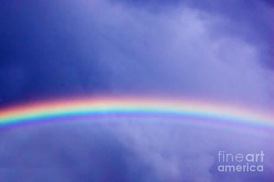 Improvement Photograph - Rainbow by Michal Bednarek