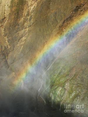 Photograph - Rainbow Mist by Jackie Farnsworth