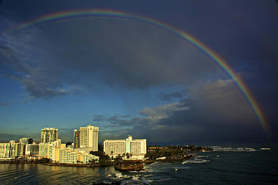 Photograph - Rainbow Over San Juan by Kathi Isserman