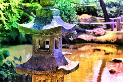 Photograph - Rainbow Pagoda by Spencer Hughes