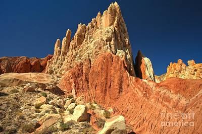 Photograph - Rainbow Ridge by Adam Jewell