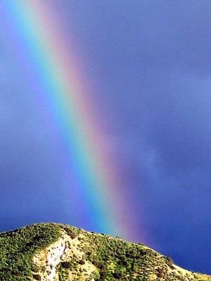 Rainbow Vi Art Print