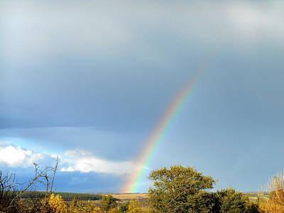 Photograph - Rainbow by Yuriy Vekshinskiy