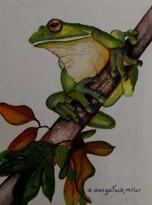 Rainforest View    Sold Original by Sandra Sengstock-Miller