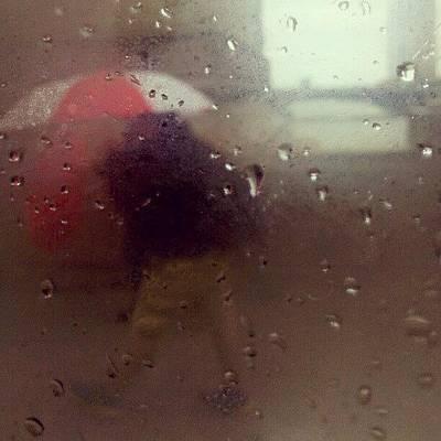 Rain Photograph - Rainy Day Chicago by Jill Tuinier
