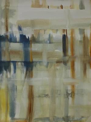 Painting - Rainy Day by Hazel Millington