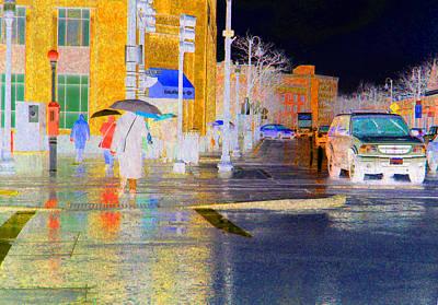 Unicorn Dust - Rainy Days and Rainy Nights by Barbara McDevitt