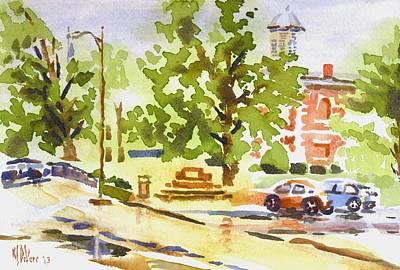 Rainy Days Original by Kip DeVore