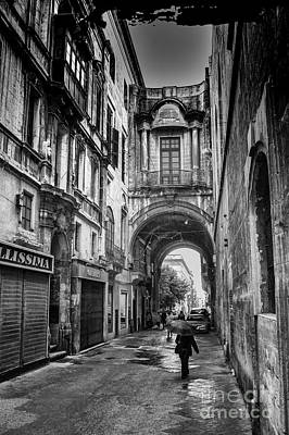 Photograph - Rainy Malta Passage by Rick Bragan